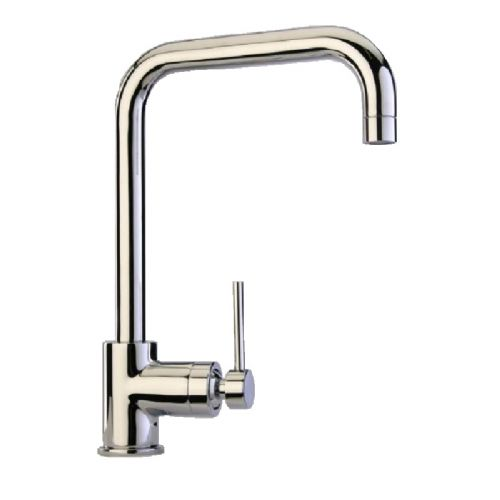 Paini Cox Quad Randy Lever U-Spout Kitchen Mixer Tap